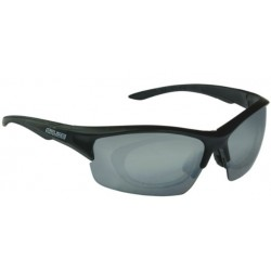 Sunglasses Salice 838 Polarflex Black + Kit Optic