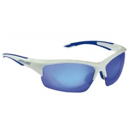 Sunglasses Salice 838 RW White + Kit Optic