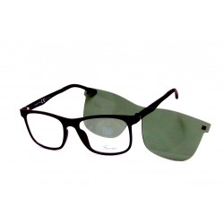 Eyeglasses Foue Eyes with Clip Magnetic Sun EY420 C1