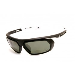 Sunglasses Salice 018 BLACK Bifocal Polarized Interchangeable Lenses