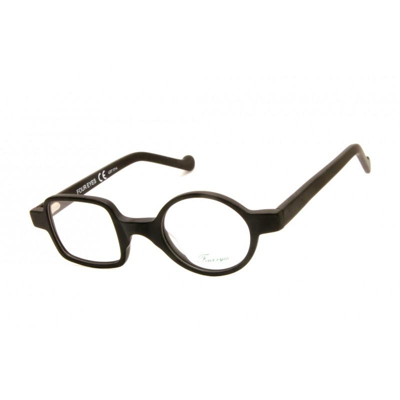 ca52e16430 Eyeglasses Round Square Four Eyes EY414 C1