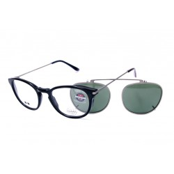 Vuarnet VL1802 0001 + Clip VD 1802 0001 1121 Pure Grey