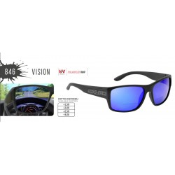 Sunglasses Salice 846 VISION Bifocal Polarized Available +1.00 to +3.00