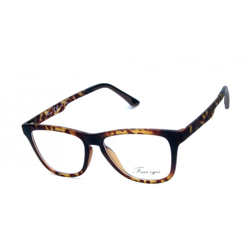 b18e9170db54 Eyeglasses Foue Eyes with 2 Clip Magnetic Sun EY426 C3