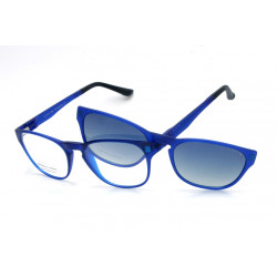 Occhiale da vista Lotus con Clip Magnetico Sole POLARIZZATO LV218-6 50-18 140