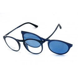 Eyeglasses Lotus with Clip Magnetic Sun LV271-2 47-21 140