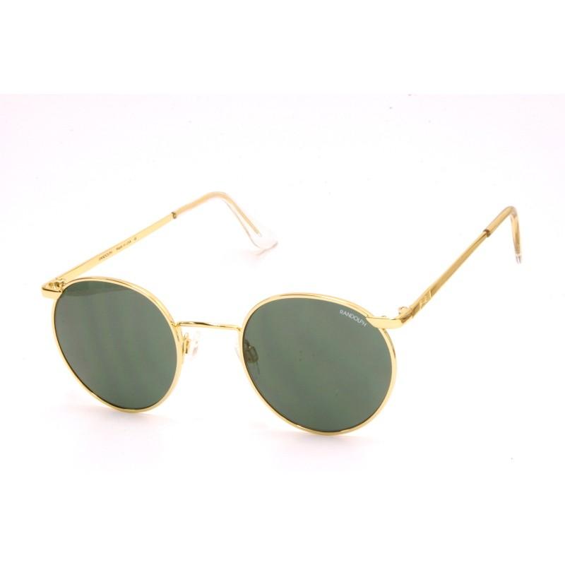 889b5bfd4c75 Sunglasses Randolph P3026 SUN P3 49MM GOLD 23K SKULL 140 ...