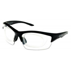 Sunglasses Salice 838 CRX Black + Kit Optic