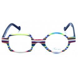 Occhiale da Vista Tondo Quadro Four Eyes EY414 C6