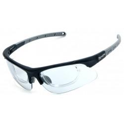 Occhiale da Sole Demon Infinite Fotocromatico con Clip per Lenti da Vista - Nero/Grigio