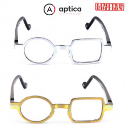 Glasses With Blue Light Filter Aptica POP ART WOW