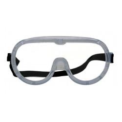 Maschera Protezione Occhi DPI Demon AF20-01 Anche Sovra Occhiali