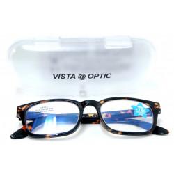 Occhiale Lettura Ufficio con Potere Variabile Lenti Filtro Luce Blu/Antiriflesso