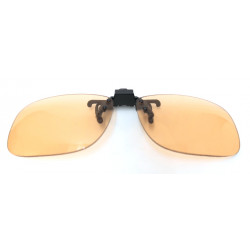 Clip Over Glasses with Anti Blue Light Lenses