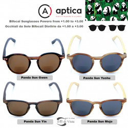 Occhiale Sole Bifocale Lettura Aptica PANDA