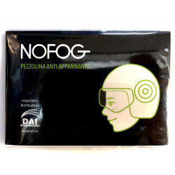 Microfiber Cloth for Glasses NO FOG - Anti-fog DAI OPTICAL