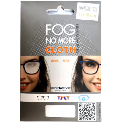 Microfiber Cloth for Glasses NO FOG - Anti-fog