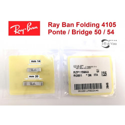 Replacement Bridge RB 4105 Folding Wayfarer