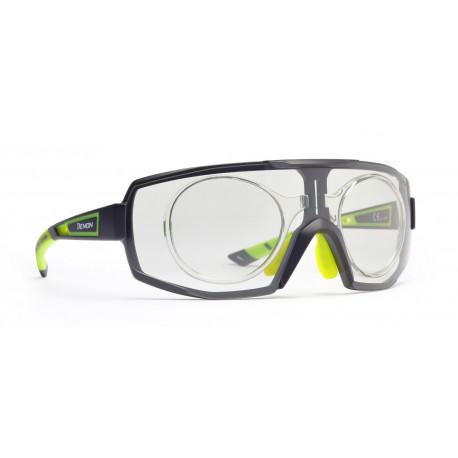 Sunglasses Demon Performance RX Photocromic With Clip Black Gren