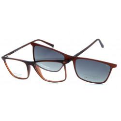 Eyeglasses Kiwi with Magnetic Clip For Sun Polarized MV70165 C04