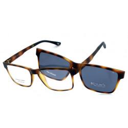 Eyeglasses Kiwi with Magnetic Clip For Sun Polarized MV70151 C7