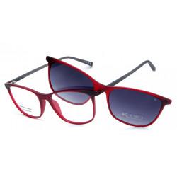 Eyeglasses Kiwi with Magnetic Clip For Sun Polarized MV70164 C03
