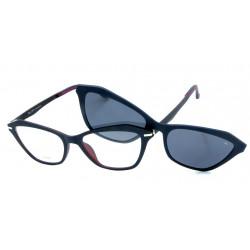 Eyeglasses Kiwi with Magnetic Clip For Sun Polarized 927 C2