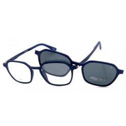 Eyeglasses Kiwi with Magnetic Clip For Sun Polarized 1901 C2