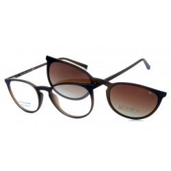 Eyeglasses Kiwi with Magnetic Clip For Sun Polarized MV70181 C2