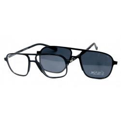 Eyeglasses Kiwi with Magnetic Clip For Sun Polarized 1910 C1