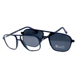 Eyeglasses Kiwi with Magnetic Clip For Sun Polarized 1910 C4