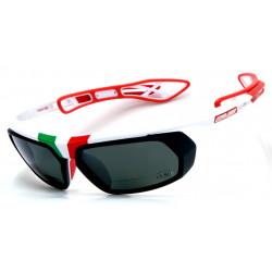 Sunglasses Salice 019 ITA BLACK Bifocal Polarized Interchangeable Lenses
