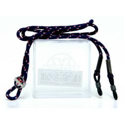 Neoprene Headband Vuarnet VA 1804 0007 Blue/White/Red