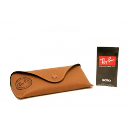 Original Case Ray Ban Brown