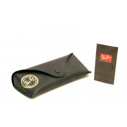 Original Case Ray Ban Black