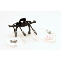 Clip Reader Lens Graduated for Reading Tipper