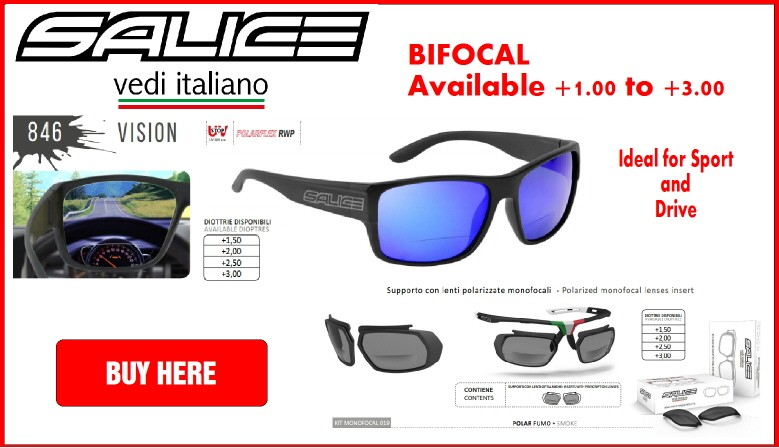 Salice Bifocal Sunglasses