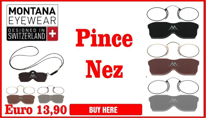 Pince Nez Montana